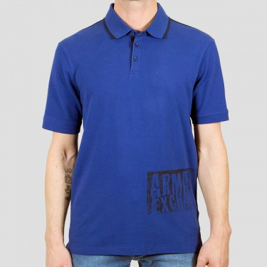 Polo Armani Exchange 3GZFAK ZJU3Z 5596
