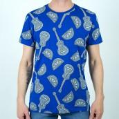 Camiseta Noize 4834121-00 035 cobalt