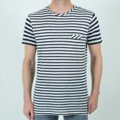 Camiseta Sseinse S19-ME1313SS BIANCO