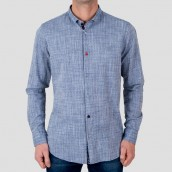 Camisa Sseinse S19-CE431SS BLU NAVY