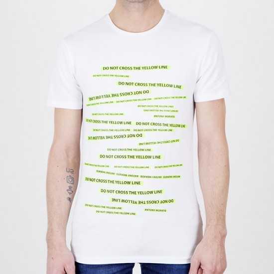 Camiseta Antony Morato MMKS01749 FA120001 1000