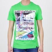 Camiseta Gas Jeans 543231 182619 3637 99364