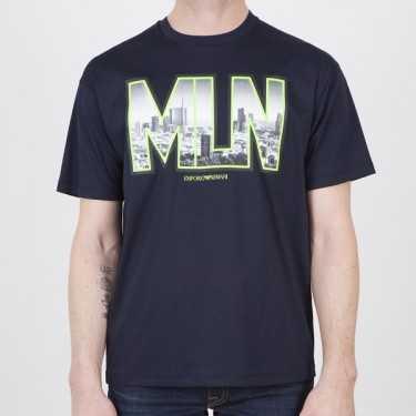 Camiseta EMPORIO ARMANI marino