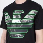 Camiseta Emporio Armani 3H1T79 1JSTZ 0999