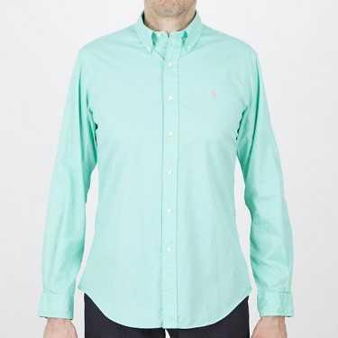 Camisa RALPH LAUREN verde