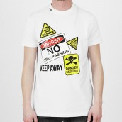 Camiseta My Brand 1X20 001 A 0044 03WH 03 white