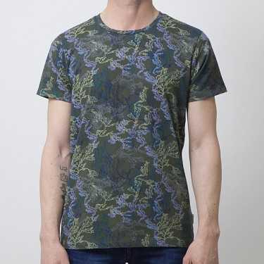 Camiseta NOIZE verde