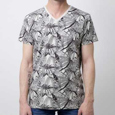 Camiseta NOIZE gris