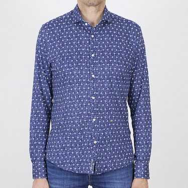 Camisa NEW IN TOWN azul