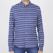 Camisa New in Town 8021120 hemd 1/1 arm 472