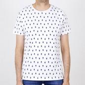Camiseta New in Town 8023016 Serafino 103