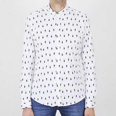 Camisa NEW IN TOWN blanca