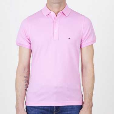 Polo TOMMY HILFIGER rosa