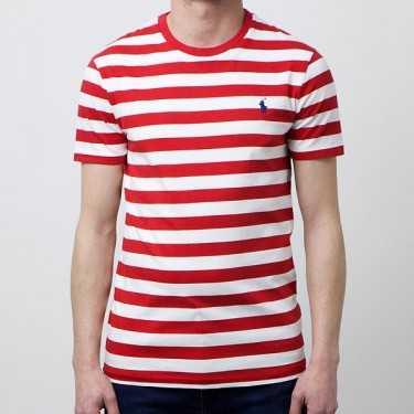 Camiseta RALPH LAUREN roja