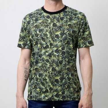 Camiseta CALVIN KLEIN verde