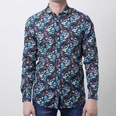 Camisa SSEINSE marino