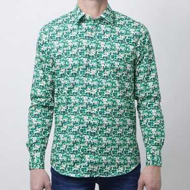 Camisa SSEINSE verde