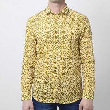 Camisa SSEINSE amarilla