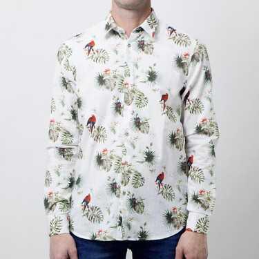 Camisa SSEINSE blanca