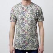 Camiseta Sseinse S20-ME1615SS beige