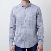 Camisa Emporio Armani 3H1C61 1N8AZ F910