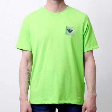 Camiseta EMPORIO ARMANI verde