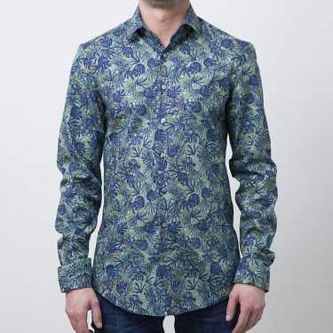 Camisa CALVIN KLEIN verde