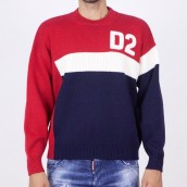 Jersey Dsquared2 S74HA1098 S17390 962