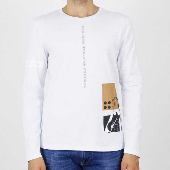 Camiseta Antony Morato mmKl00287 fa100144 1000