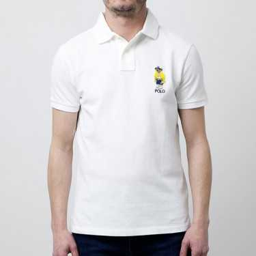 Polo RALPH LAUREN blanco