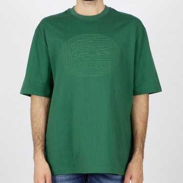 Camiseta LACOSTE LIVE verde