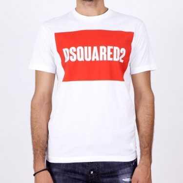 Camiseta DSQUARED2 blanca