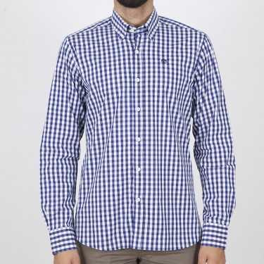 Camisa NORTH SAILS azul