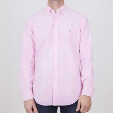 Camisa RALPH LAUREN rosa