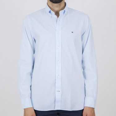Camisa TOMMY HILFIGER celeste
