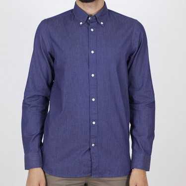 Camisa TOMMY HILFIGER azul
