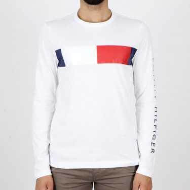 Camiseta TOMMY HILFIGER blanca