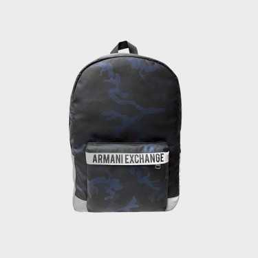 Mochila ARMANI EXCHANGE azul
