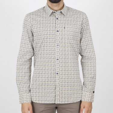Camisa NOIZE blanca