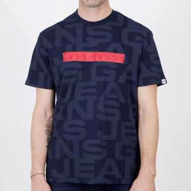 Camiseta GAS JEANS negra