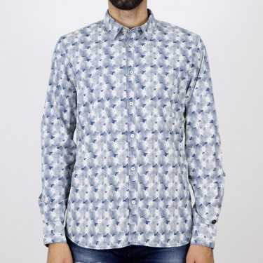 Camisa NOIZE azul