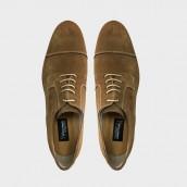 Zapatos Yoshino Yawata gely 79 afelpado roble