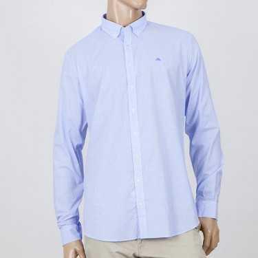 Camisa largo especial ALEJANDRO azul