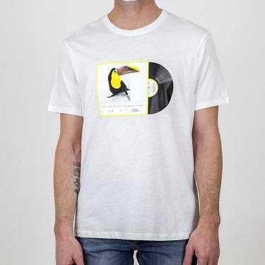 Camiseta ARMANI EXCHANGE blanca