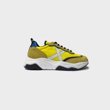 Zapatillas MUNICH amarillas