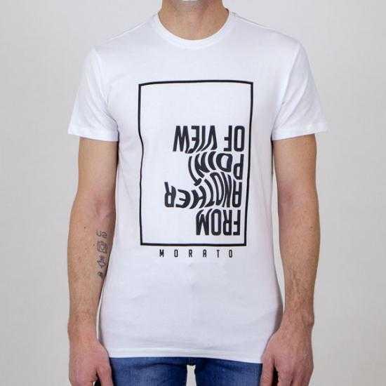 Camiseta Antony Morato MMKS01994 FA120001 1000 Bl