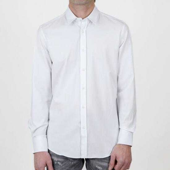 Camisa Antony Morato MMSL00611 FA120022 1000 Blan
