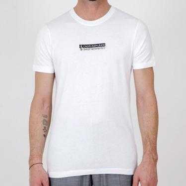 Camiseta CALVIN KLEIN JEANS blanca
