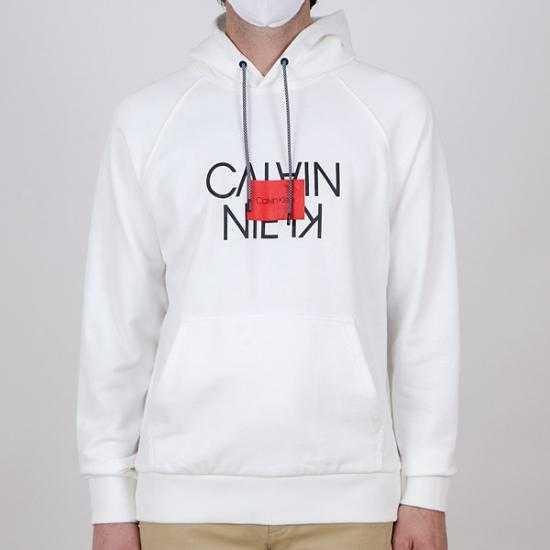 Sudadera Calvin Klein K10K106473YAF Blanco S..