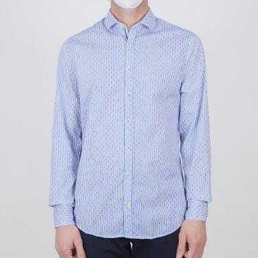 Camisa COLOURS&SONS azul